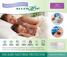 Allerzip Mattress Protector - Smooth