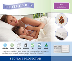 Bed Base Protector
